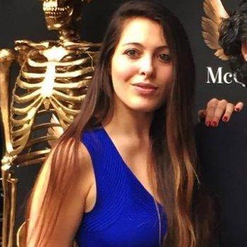 Sarah Naudi