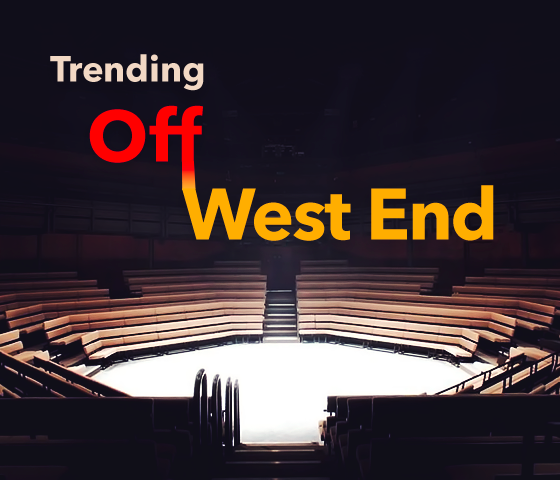 Trending Off West End cover