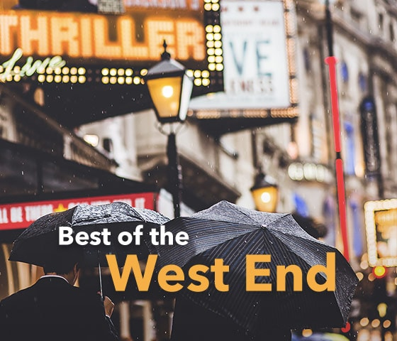 Best of the West End cover