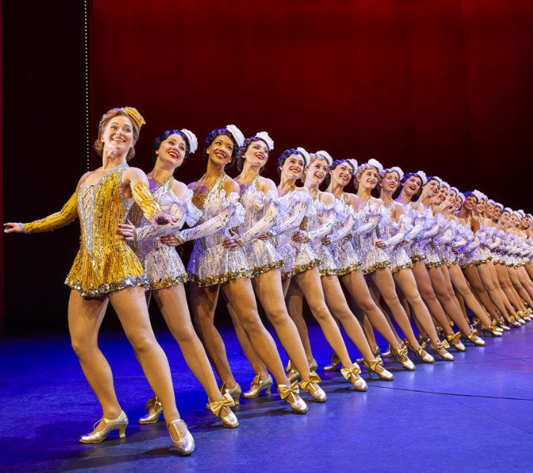 The Shows Must Go On: 42nd Street