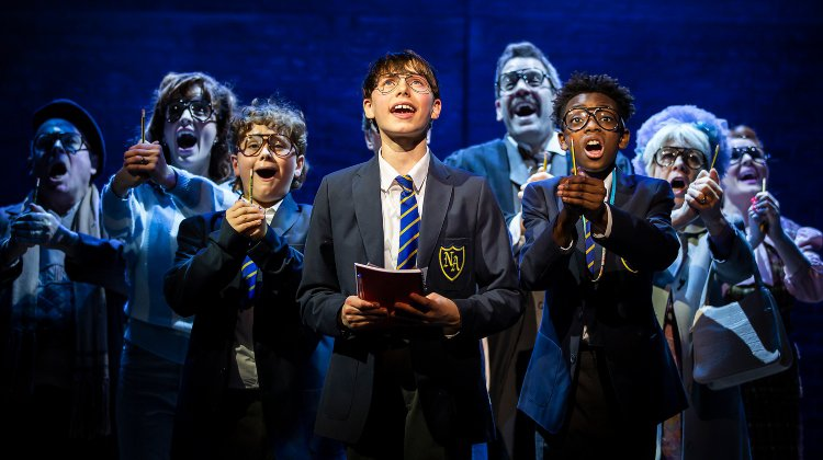 The Secret Diary of Adrian Mole aged 13 3/4 - The Musical