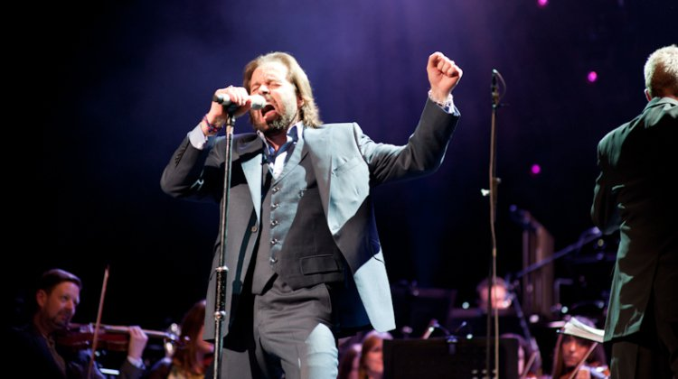 The Shows Must Go On: Alfie Boe