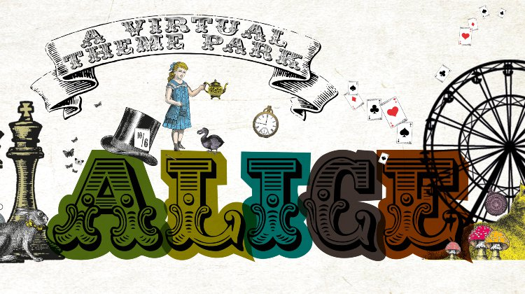 Alice - A Virtual Theme Park