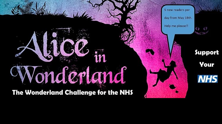 The Wonderland Challenge for the NHS