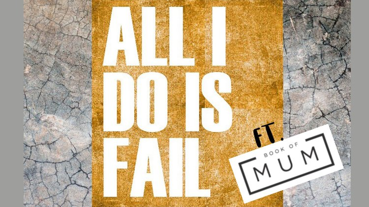 All I Do Is Fail LIVE