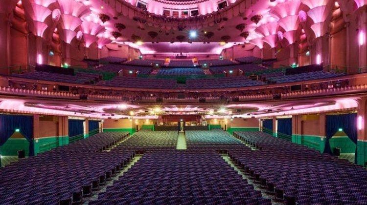 Apollo Victoria Theatre Talk