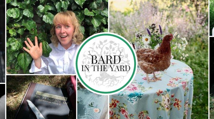 Bard in The Yard