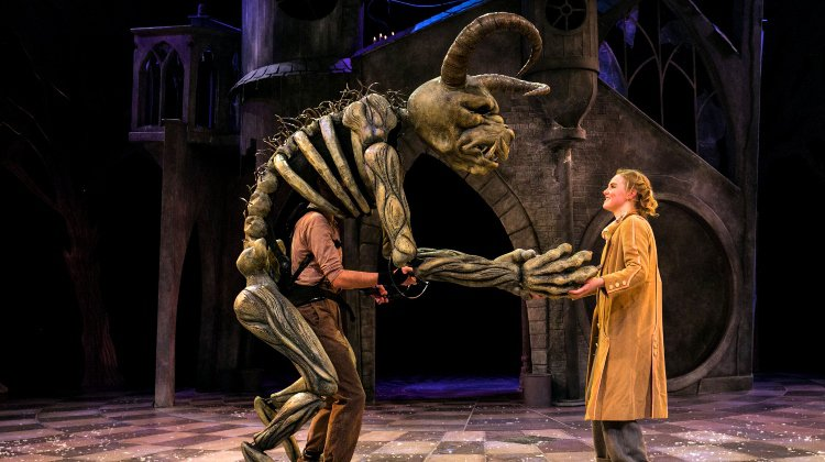 Chichester Festival Theatre: Beauty and the Beast