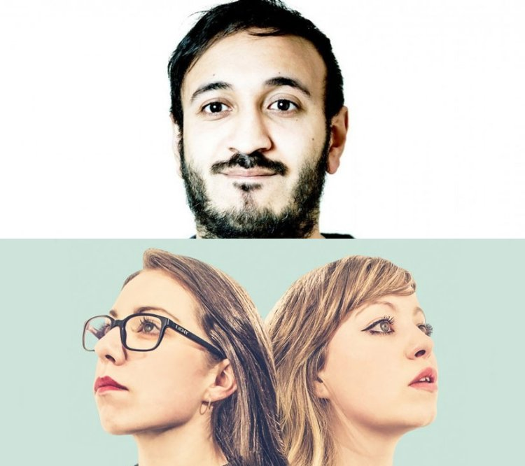 Bilal Zafar & Flo and Joan: Double Bill