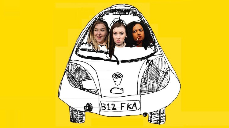 Bitches in the Ford KA