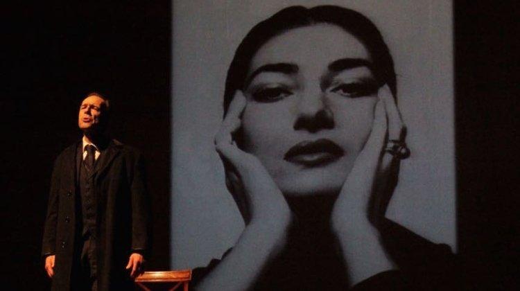 Maria Callas. The Black Pearl