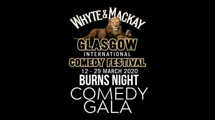 Whyte & Mackay Glasgow International Comedy Festival Burns Night Comedy Gala