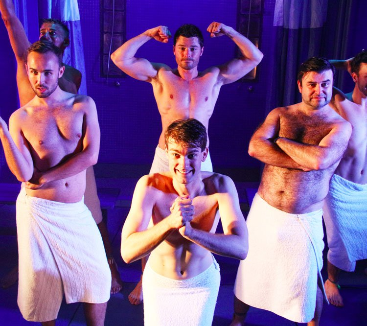 Bathhouse: The Musical Tickets London Theatre
