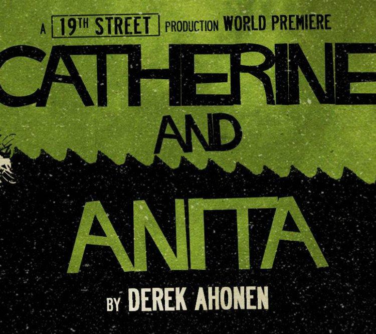 Catherine and Anita