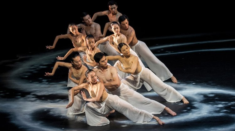 Digital Stage: Cloud Gate Dance Theatre of Taiwan - Moon Water