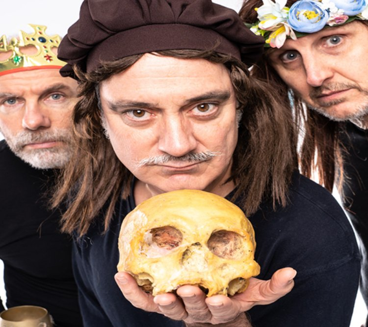 The Reduced Shakespeare Company in The Complete Works Of William Shakespeare (abridged)