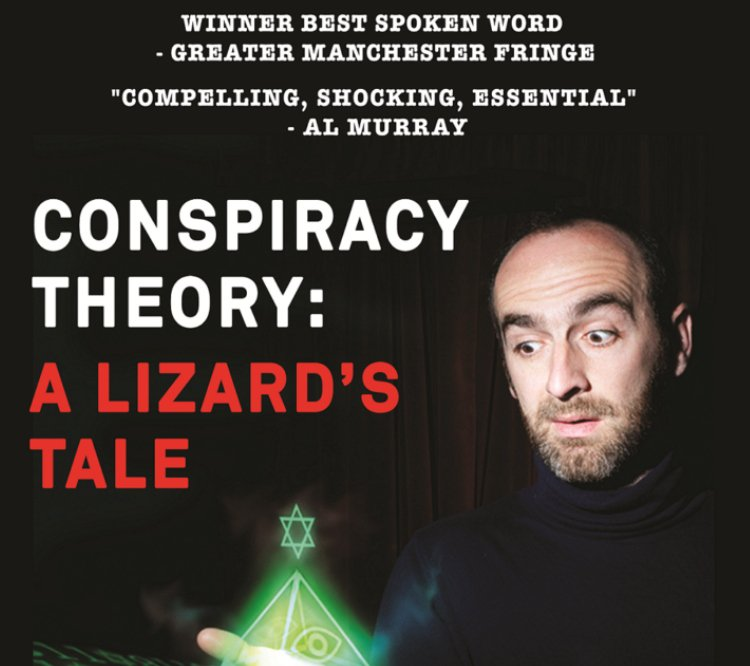 Conspiracy Theory: A Lizard's Tale