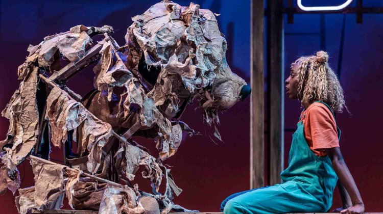 Mr Gum and the Dancing Bear – the Musical!