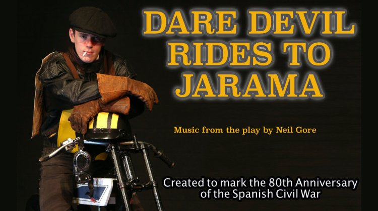 Dare Devil Rides To Jarama