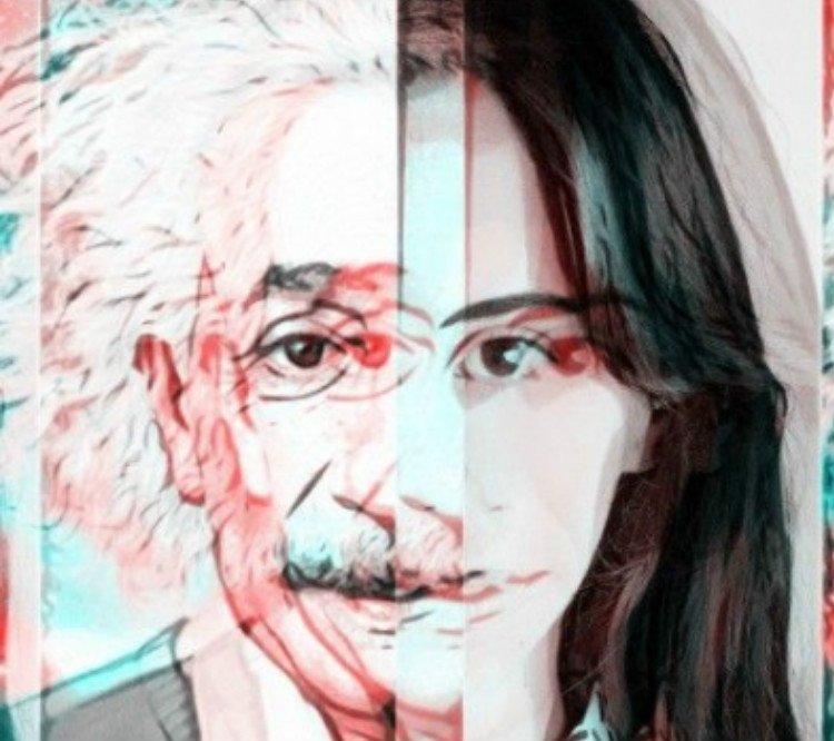 The Daughter of Albert Einstein