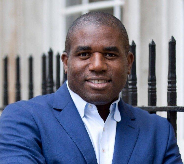 In Conversation: David Lammy, MP