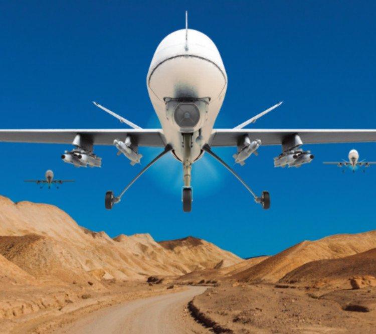 Drones, Baby, Drones