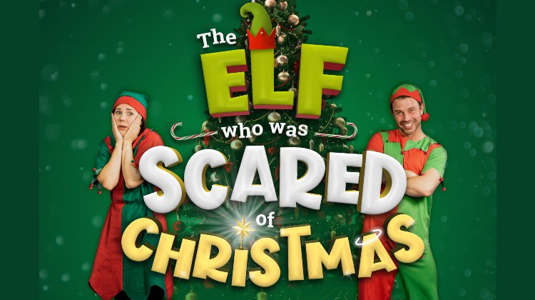 The Elf Who Was Scared of Christmas