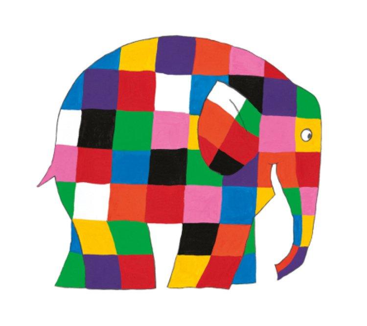Elmer The Patchwork Elephant Show