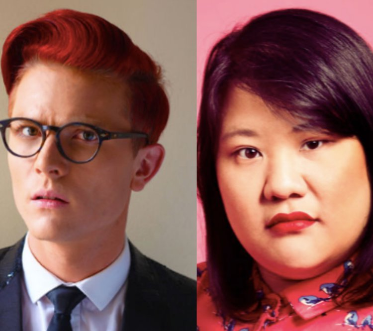 Evelyn Mok & Rhys Nicholson: Double Bill