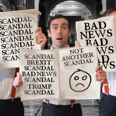 Extreme Improv: Not Another Scandal