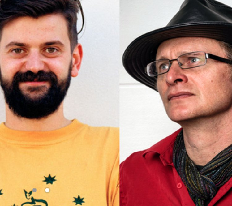 Fin Taylor & Simon Munnery: Double Bill