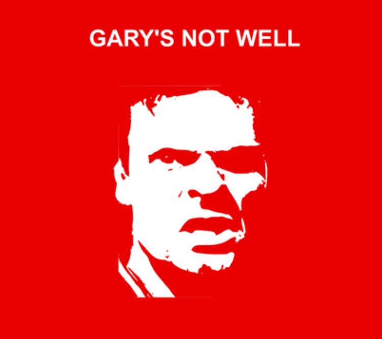 Gary's Not Well