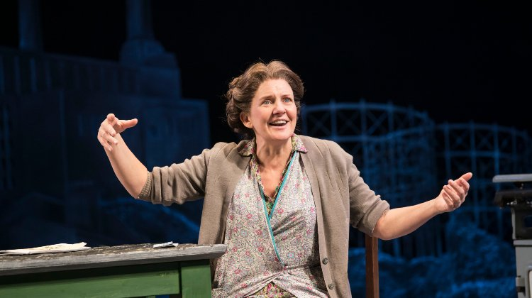 Chichester Festival Theatre: Flowers for Mrs Harris