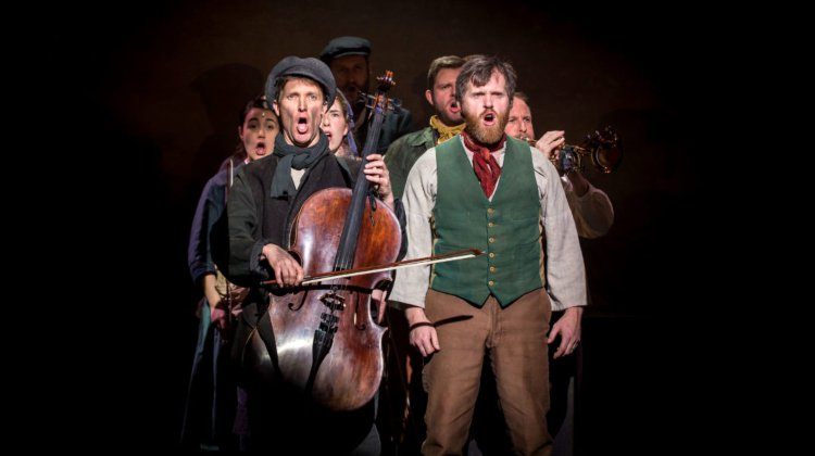Queen's Theatre Hornchurch: The Hired Man