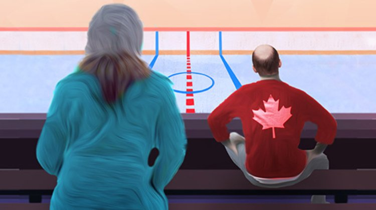 Hockey Mom, Hockey Dad