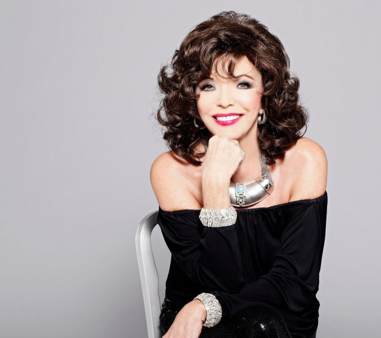 Joan Collins - Unscripted
