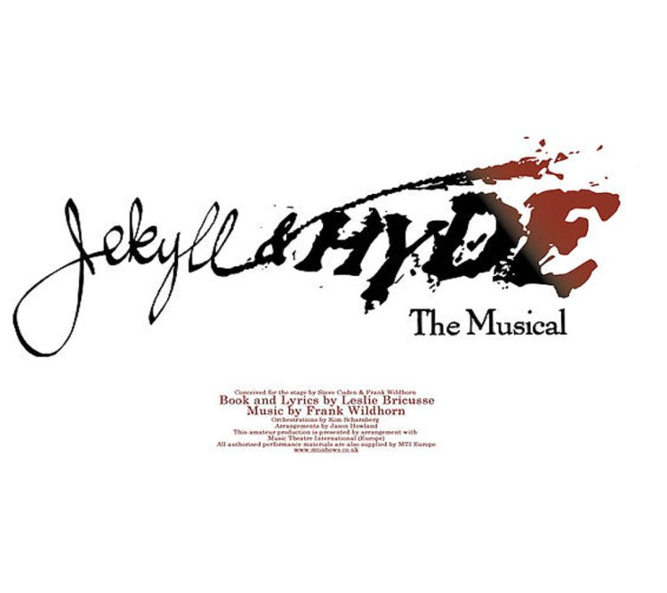 Jekell & Hyde: The Musical