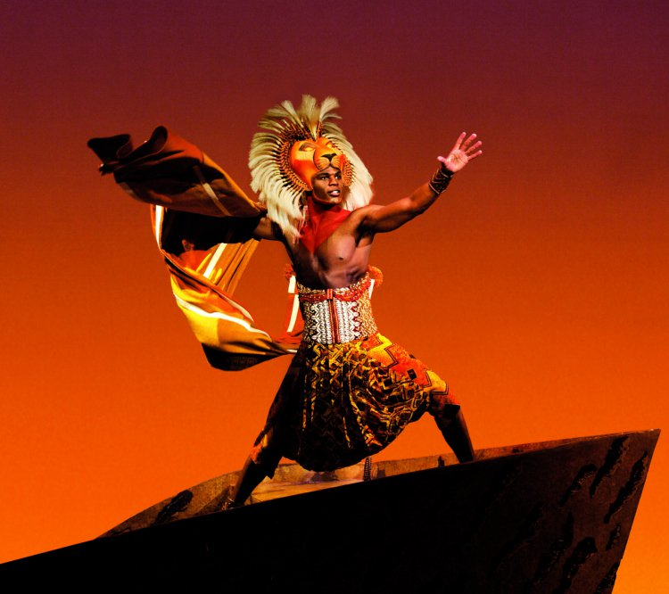 The Lion King London Theatre Stagedoor