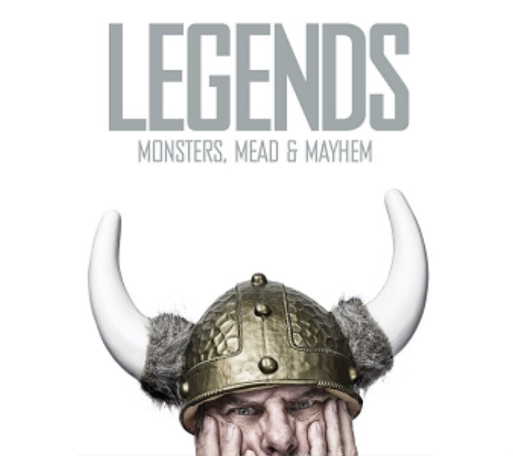 Legends: Monsters, Mead & Mayhem
