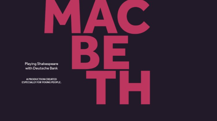 Macbeth: Playing Shakespeare with Deutsche Bank