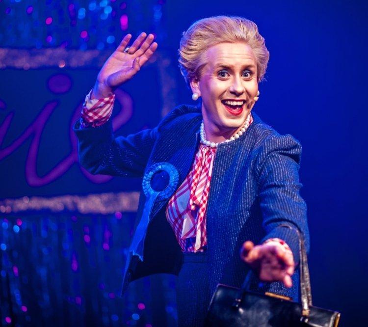 Margaret Thatcher Queen of Club Nights
