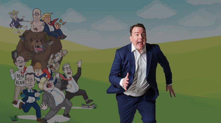 Matt Forde: Brexit, Pursued by a Bear