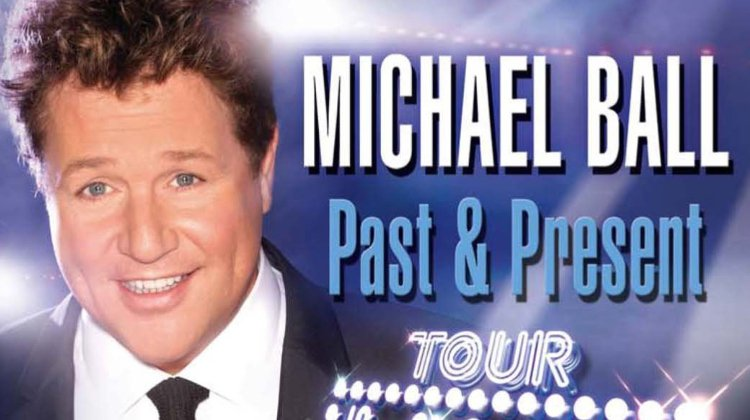 The Shows Must Go On: Michael Ball
