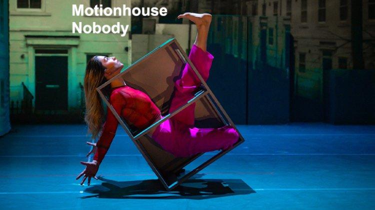Motionhouse: Nobody