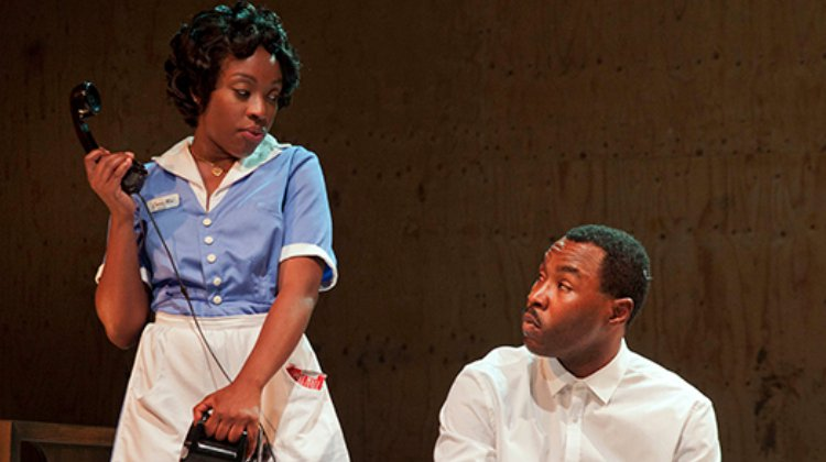 Royal Exchange Theatre: The Mountaintop
