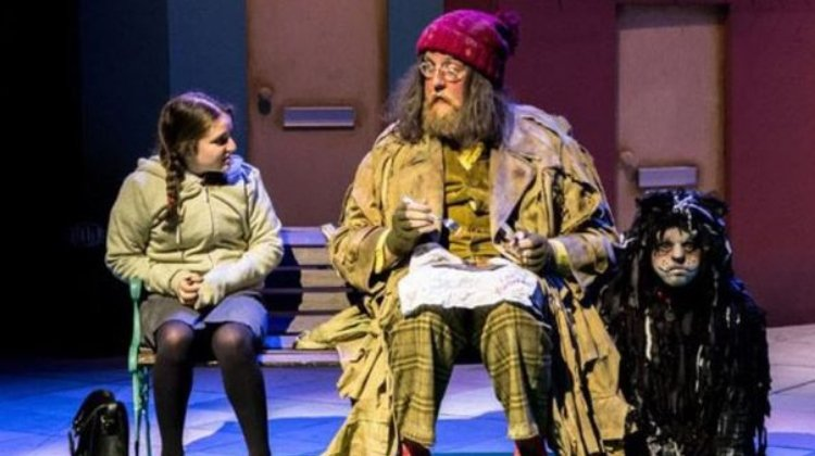 Mr Stink Christmas 'LIVE ON STAGE'
