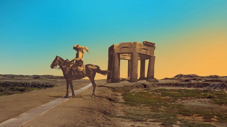 A Museum in Baghdad