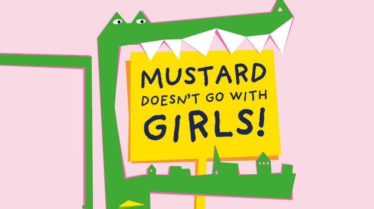 Mustard Doesn't Go With Girls