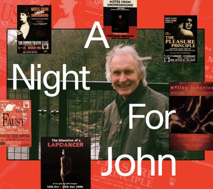 A Night for John Cooper