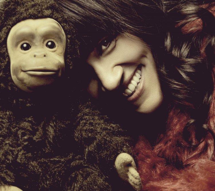Nina Conti is Monkey